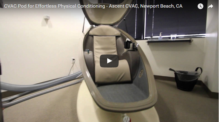 CVAC Pod for Effortless Physical Conditioning