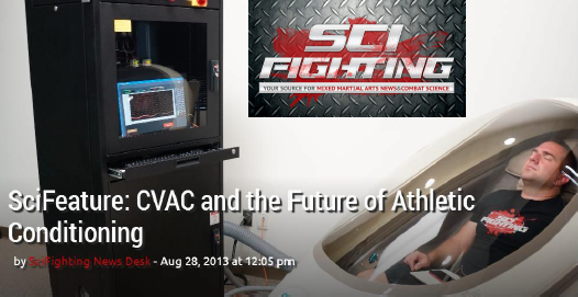 SciFeature: CVAC and the future of athletic conditioning.